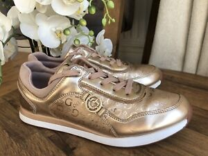 GUESS Glitter Trainers for Women   eBay