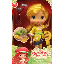 Strawberry Shortcake 11'' Styling Doll - Lemon Meringue |THE BRIDGE DIRECT 12216