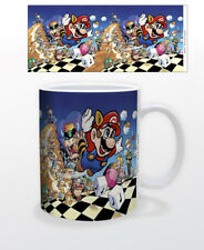 SUPER MARIO 3 11 OZ MUG NINTENDO VIDEO GAMES CLASSIC FUN COOL LUIGI BOWSER YOSHI