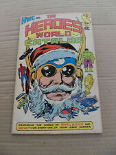 The Heroes World Catalog 2 . (Toys) Joe Kubert Cover Art . HWC inc . 1979 . FN