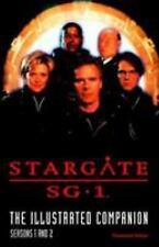 Stargate SG-1 The Illustrated Companion Seasons 1 and 2, Gibson, Thomasina, Good