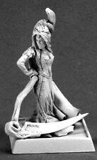 PRETRE CALISTRIA - PATHFINDER REAPER figurine miniature rpg cleric scythe 60088