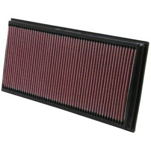 K&N Filters 33-2857 Vw Touareg 02-10  Por Cayenne Replacement Air Filter