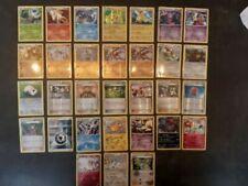 Lots de cartes Pokémon générations