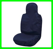 Heavy Duty Seat Cover Ford Transit Custom Driver FCDGRY-654 - Grey 2013+