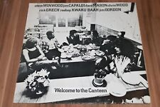 Steve Winwood - Welcome To The Canteen (1971) (Vinyl) (85 676 IT)