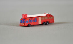 4x Airport Fire Truck 1/400 Scale