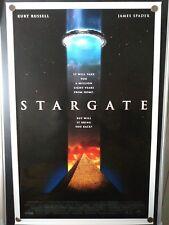 Stargate Single Kurt Russell James Spader S/S Original 27x40 Movie Poster 1994