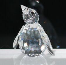 Swarovski Figur Pinguin Mutter Nr.010027 mit Original Verpackung