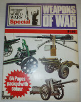 History Of The World Wars Special Magazine Weapons Of War 021715r2