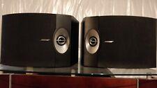 Bose 301 Series V Direct Reflecting Bookshelf Speakers Black Pair