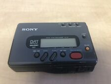 Sony TCD-D7 Portable DAT Digital Audio Tape Recorder Walkman - With 5 DAT Tapes