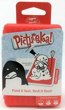 Pictureka Game Edition Shuffle Cards Card Travel Toy