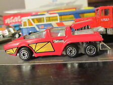 Vintage 1980 KENNER FAST 111's; Saturn Seeker; Texas Lic; Fastest Track Car;