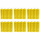 24 x AA 3000mAh Ni-Mh 1.2V rechargeable battery Cell for MP3 RC Yellow US Stock