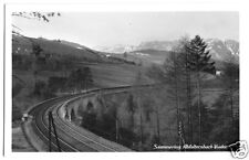 AK, Eichberg, Bahnlinie, Abfaltersbach-Viaduct, 1929