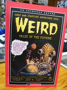 PS ARTBOOKS, WEIRD TALES OF THE FUTURE V2, 2020, SOFTCOVER
