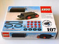Lego 107 Motor 4,5 Volt mit Batteriekasten-Zubehör # TOP #