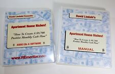 Genuine David Lindahl - Apartment House Riches! - Manual - CDs - Software