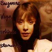 SUZANNE VEGA - SOLITUDE STANDING - 1987 FIRST EDITION A&M CD - LENNY KAYE