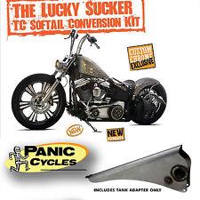 """""""Lucky Sucker"""" Tanque de gas Adaptador solo Harley 00-12 Twincam FL SOFTAIL"""