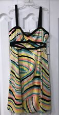 Authentic Nanette Lepore Rocksteady Dress Sz 12 NWT