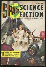 Vintage digest: SPACE SCIENCE FICTION. Spring 1957. Mack Reynolds, John Jakes