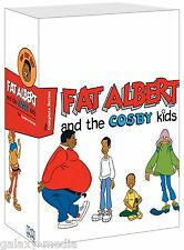 Fat Albert and the Cosby Kids The Complete Series (DVD 2013 16-Disc) Bill Cosby