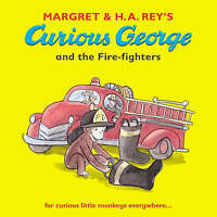 Preschool Bedtime Story Book: CURIOUS GEORGE AND THE FIRE FIGHTERS - NEW