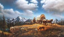 O Beautiful for Spacious Skies - Terry Redlin - Limited Edition Print