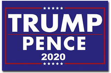 """Trump &  Pence President 2020 Re Election Campaign Fridge Magnets 2.5"""" x 3.7"""""""