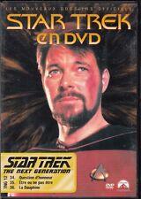 "DVD ""STAR TREK (THE NEW GENERATION)"" // TNG 12  EPISODES 34-35-36"