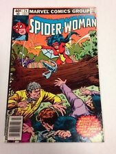 Spider-Woman #24 March 1980