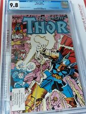 Thor #339 CGC 9.8 1st Stormbreaker  3RD BETA RAY BILL Simonson KEY love & thunde
