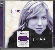 JENNY AREAN - Portret (2 x CD) 40TR Holland 1999 (Vluchten kan niet meer)