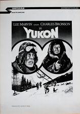 Yukon Werberatschlag Death Hunt Charles Bronson, Lee Marvin, Andrew Stevens