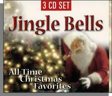 Jingle Bells: All Time Christmas Favorites - Special 2004, 3 Music CD Set! New!
