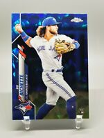 BO BICHETTE 2020 Topps Chrome SAPPHIRE Base RC Rookie #78 (Blue Jays) **READ**