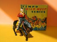 TIMPO WILD WEST BOXED LEAD MOUNTED VINTAGE 1950s COWBOY PRISONER No. WW2005