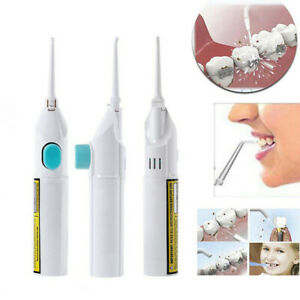 Idropulsore Dentale Portatile Denti Pulizia Orale Irrigatore Pulitore Bocca J5N3