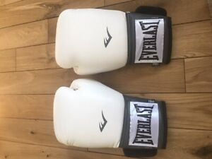 everlast pro style boxing gloves 10 oz