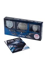 Star Trek- The Official Starship  Collection Box Set Box Set (Mag + Ships) New