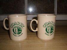 TWO O'DARBY IRISH CREAM Coffee Cup Mug Made In England by E I R