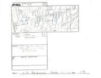 Star Wars Ewoks Original Production Storyboard Lucasfilm Nelvana 1985-6 p144