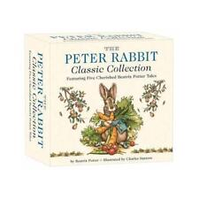 The Peter Rabbit Classic Collection by Beatrix Potter, Charles Santore (artis...