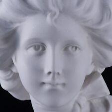 Pandora Marble Bust Sculpture. Art, Gift, Ornament