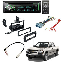 Chevrolet 2004 - 2012 Pioneer Car Stereo W/ Install Dash Kit And Harness+Antenna