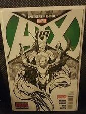 Avengers Vs X-Men #0 6th Variant Sketch Cho