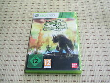Végéta and the Forsaken Kingdom Pour Xbox 360 xbox360 * Neuf dans sa boîte *