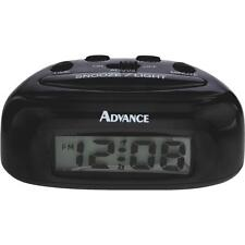 La Crosse Technology Black Lcd Alarm Clock